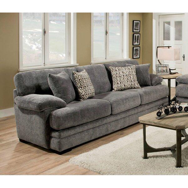 Ensminger Transitional Chenille Sofa by Red Barrel Studio
