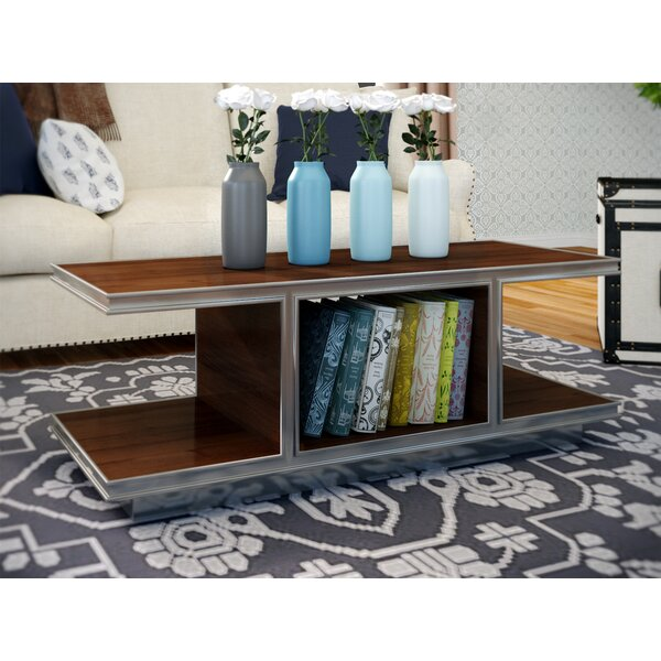 Beacom Coffee Table by Canora Grey
