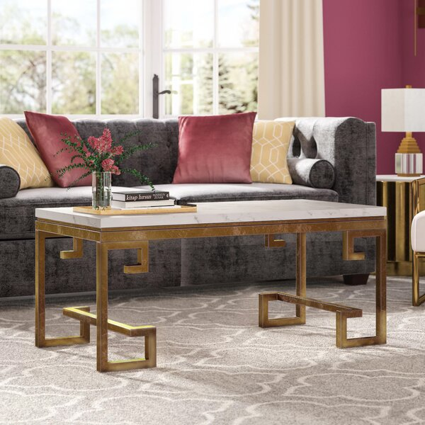 Deolinda Coffee Table by Willa Arlo Interiors Willa Arlo Interiors