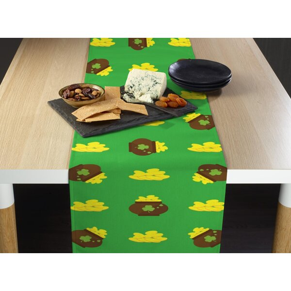 Ethan Pot Table Runner by The Holiday Aisle