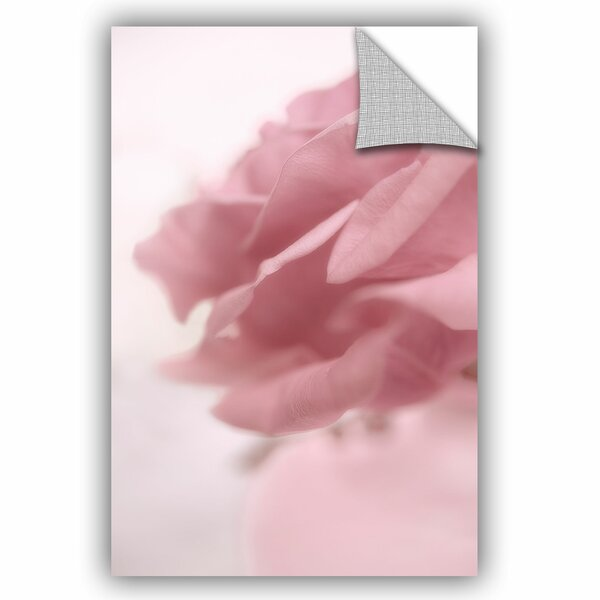 Whitney Rose 1 Wall Decal by House of Hampton