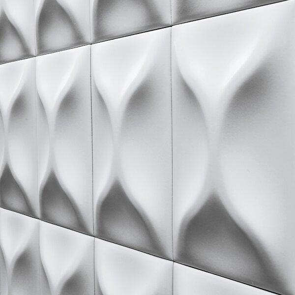 Frena 4 x 6 Ceramic Field Tile in Blanco by EliteTile