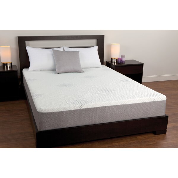 Posturepedic 10 Medium Memory Foam Mattress by Sealy