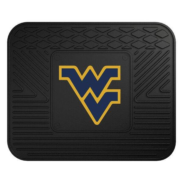 NCAA West Virginia University Kitchen Mat by FANMATS