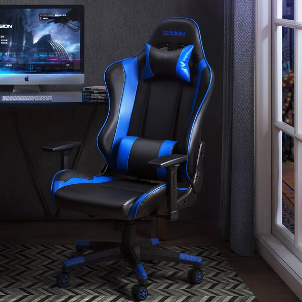 Vienna Gaming Chair by Symple Stuff