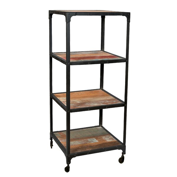 Santigo Etagere Bookcase by Taran Designs