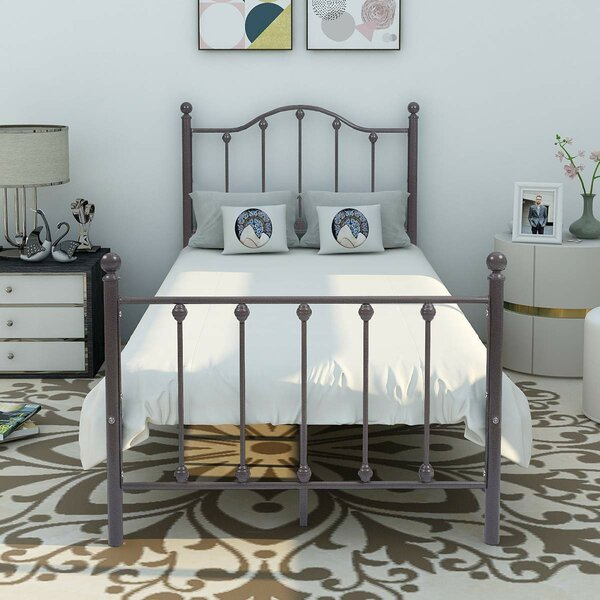 Platform Bed by Red Barrel Studio