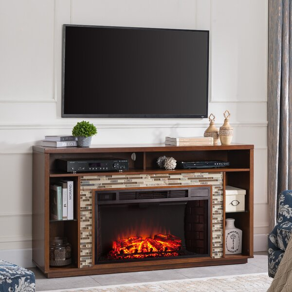 Alcott Hill TV Stand Fireplaces