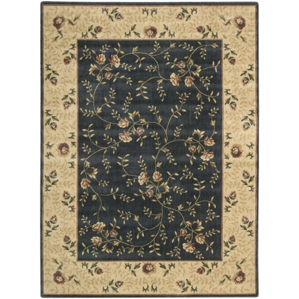 Sharon Navy Area Rug by August Grove