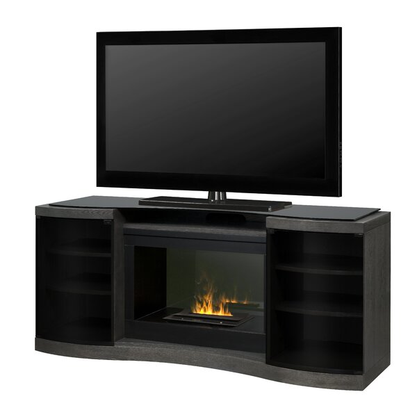Quintus Opti-Myst 73 TV Stand with Fireplace by Dimplex