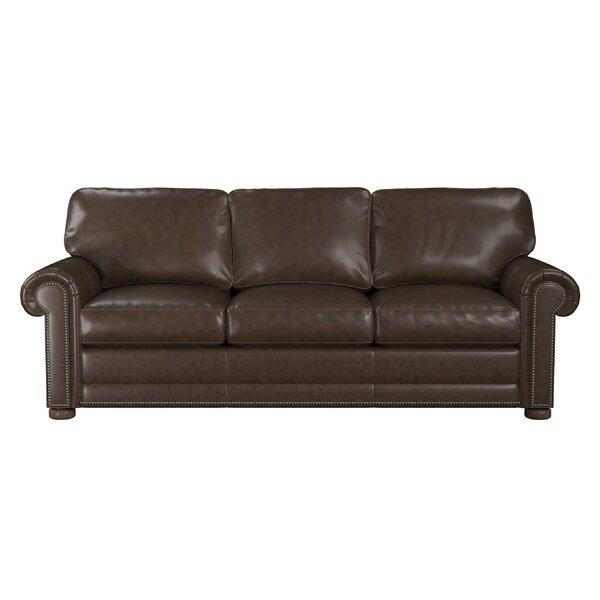 Home & Garden Odessa Leather Sofa Bed