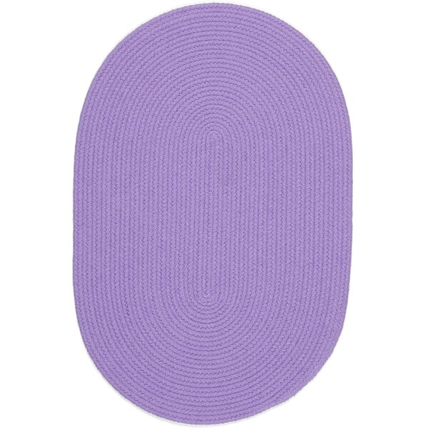 Sainthia Violet Indoor/Outdoor Area Rug by Meridian Rugmakers