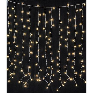 Hillis Curtain Fairy String Lights