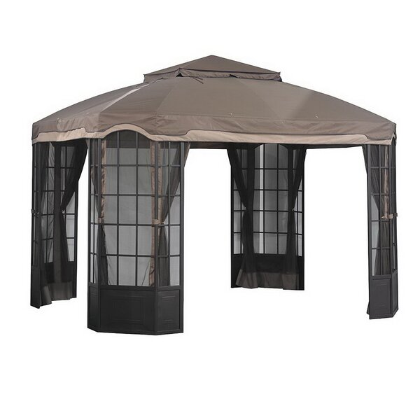 Replacement Canopy for Sears Bay Window Gazebo by Sunjoy