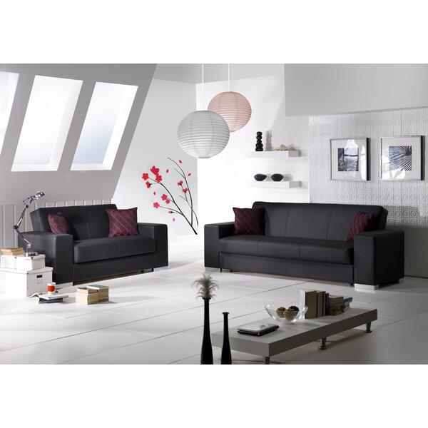 Kobe 2 Piece Living Room Set by Ivy Bronx