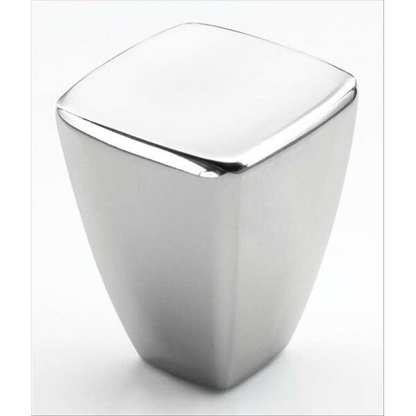 Creased Bow™ Square Knob by Amerock