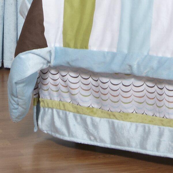 Ferndown Cotton Bed Skirt by Zoomie Kids