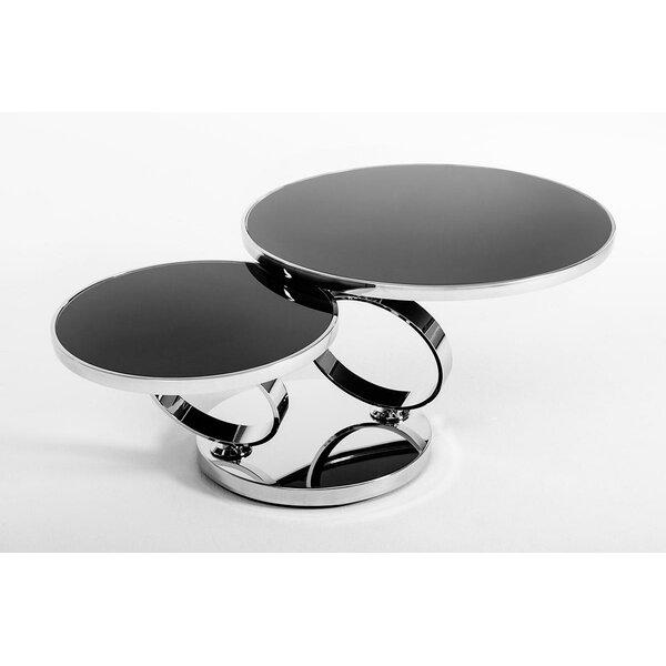 Camron Modern Top Coffee Table by Orren Ellis