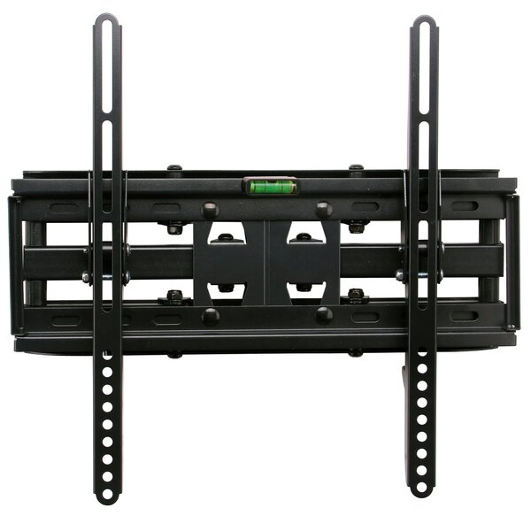 Cantilever Double Articulating Arm/Tilting Wall Mount for 23-56 TV by VonHaus