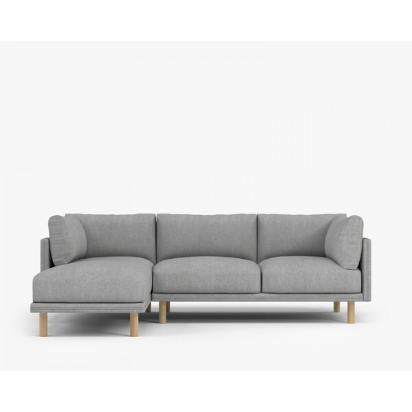 Zakary Sectional by Corrigan Studio