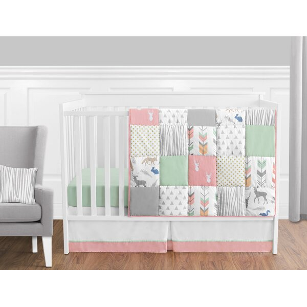 Woodsy 11 Piece Crib Bedding Set by Sweet Jojo Designs