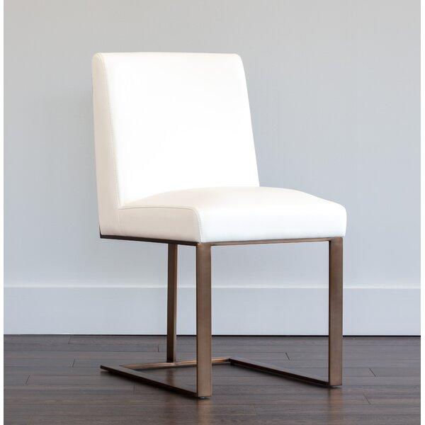 Mrozak Upholstered Dining Chair by Orren Ellis Orren Ellis