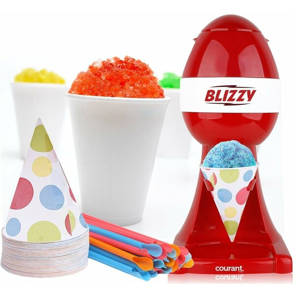 Blizzy 41 Piece Snow Cone Maker Set by Kovot