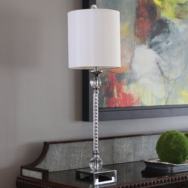 Adalgar 30 Buffet Lamp by House of Hampton