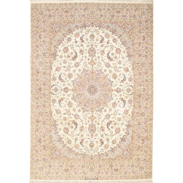 Ivory Fine Persian Isfahan 8'3'' X 12'