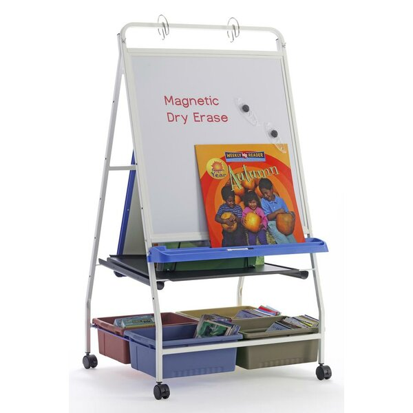Royal Free-Standing Whiteboard, 56.5 x 33 by Copernicus