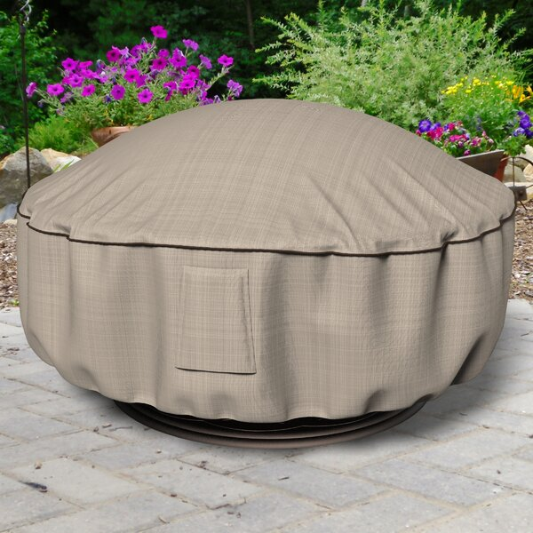 English Garden Fire Pit Cover by Budge Industries