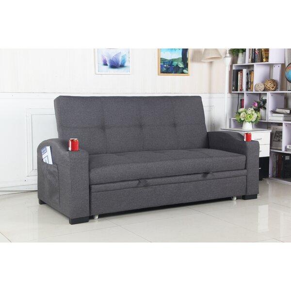 Leyna Sleeper Sofa by Latitude Run