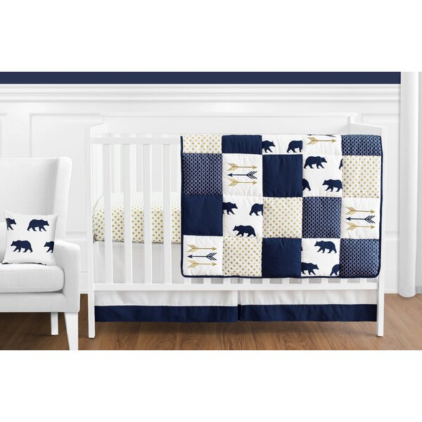 Big Bear 11 Piece Crib Bedding Set by Sweet Jojo Designs