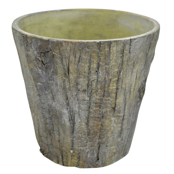 Ceramic Pot Planter by Three Hands Co.