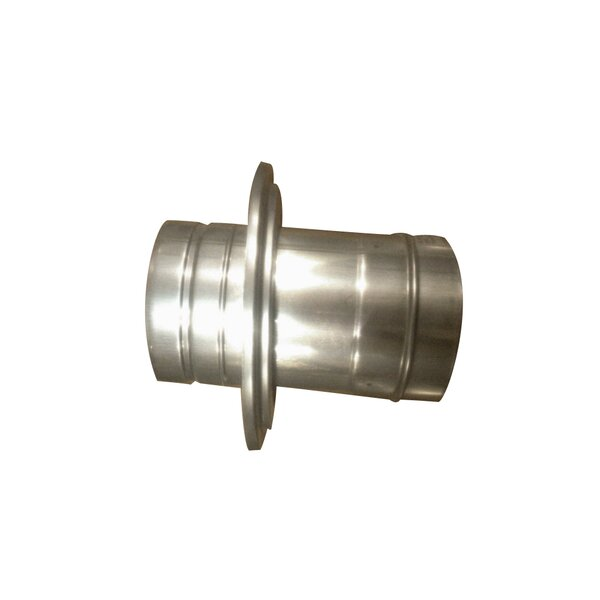 Concentric Venting with Wall Flange by Noritz