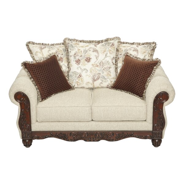 Price Comparisons For Allmon Loveseat by Fleur De Lis Living by Fleur De Lis Living