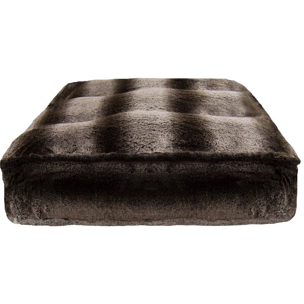 Sicilian Frosted Glacier pillow by Bessie and Barnie
