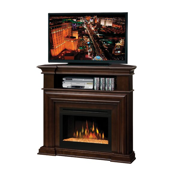 Montgomery 46 TV Stand with Fireplace by Dimplex