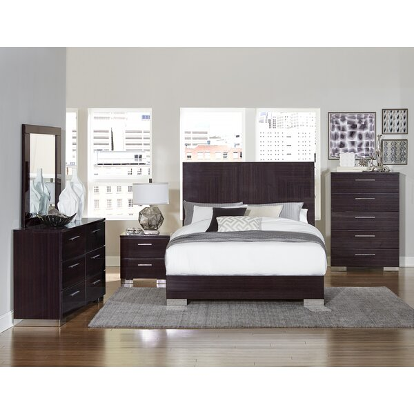 Pearce Panel Configurable Bedroom Set by Brayden Studio