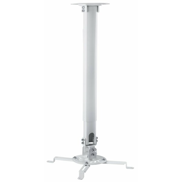 Projector Height Adjustable Universal Stand Universal Ceiling Mount by Mount-it