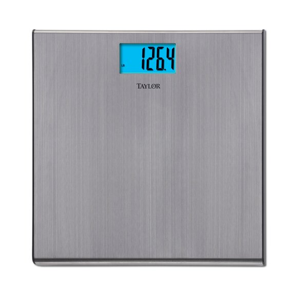 Bath Scale with LCD Display by Taylor
