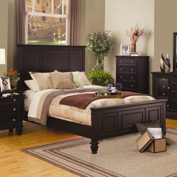Sleigh Bed by Wildon Home®