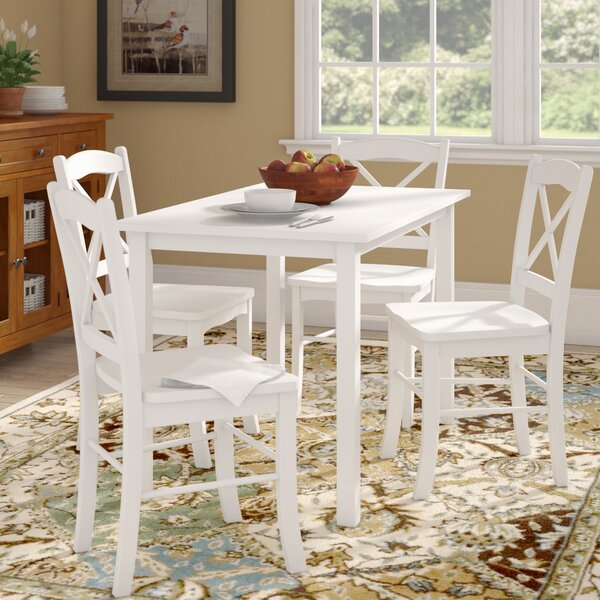 Colfax 5 Piece Dining Set by Andover Mills Andover Mills