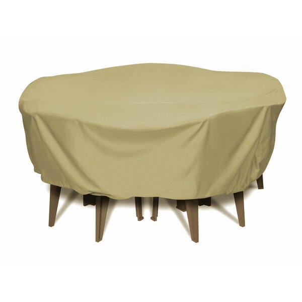 Round Table Set Cover by Two Dogs Designs