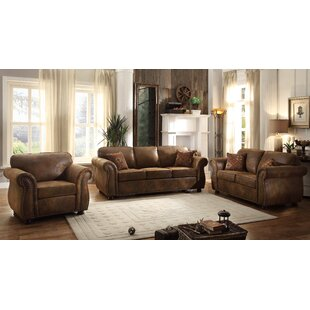 Acadia Configurable Living Room Set