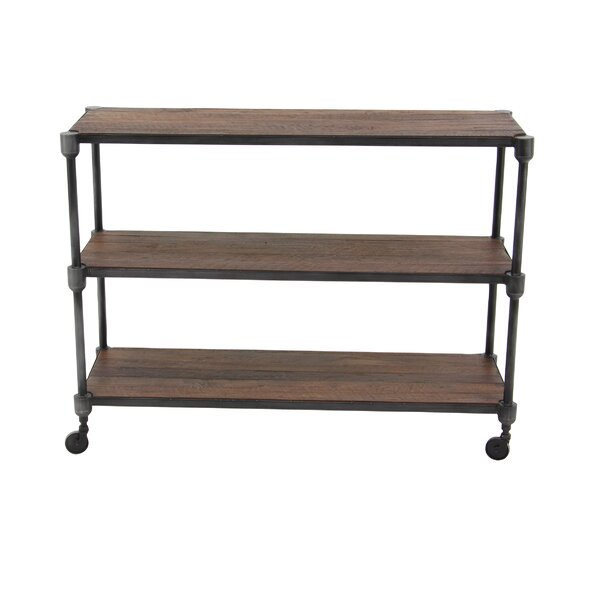 Gatti Rustic 3-Tiered Shelf 48