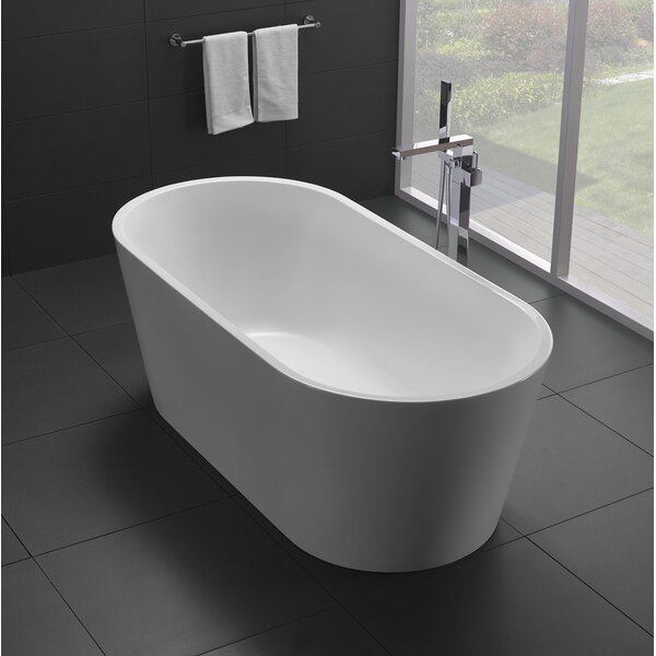 Alexa 60 x 30 Soaking Bathtub by Eviva