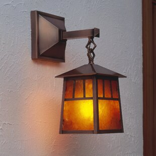 Great choice Raymond 1-Light Outdoor Wall Lantern By Arroyo Craftsman