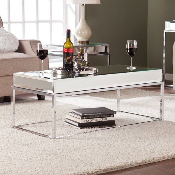 Kyla Coffee Table by Wildon Home ®