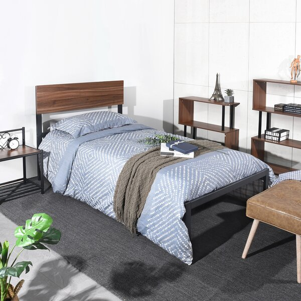 Dehaan Platfrom Bed by Foundry Select